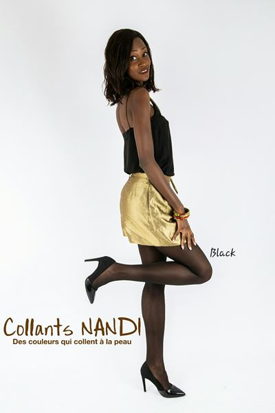 COLLANT NANDI Couleur Black ... c38cb3674b0