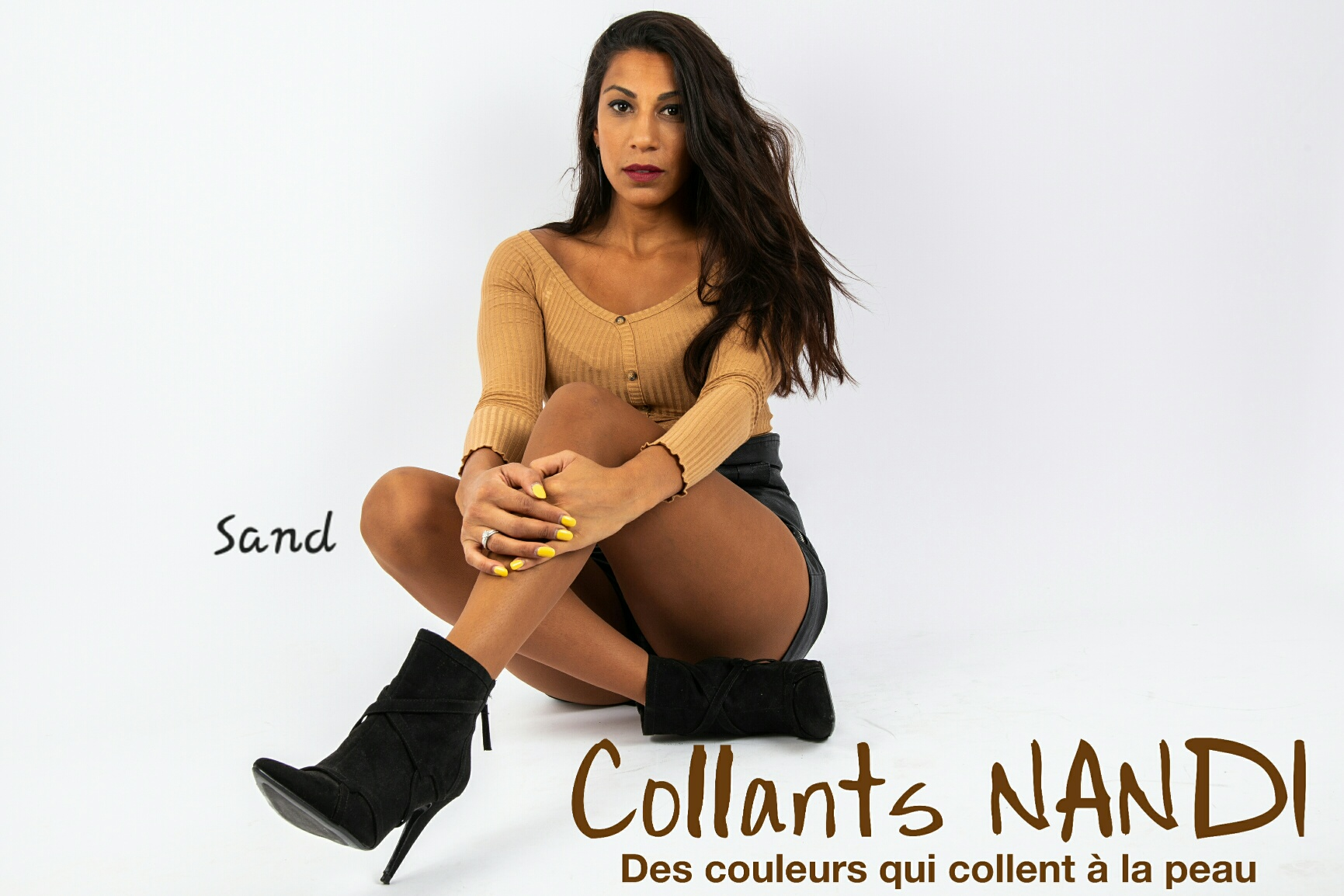 COLLANT NANDI Couleur SAND 0ed3393c5bb